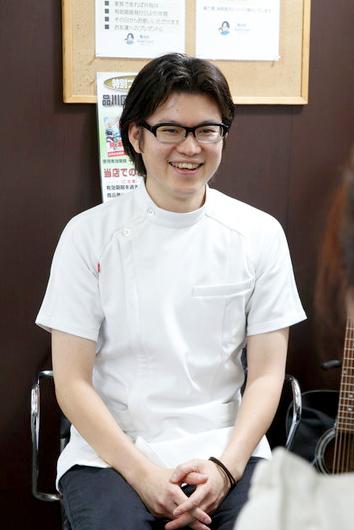 [写真]上野院長