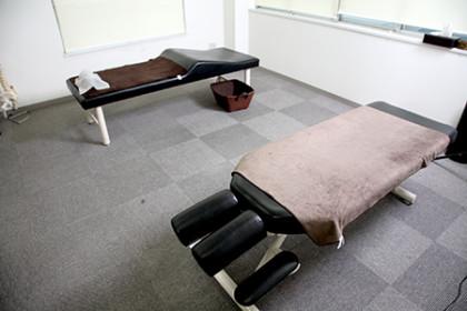[写真]施術室